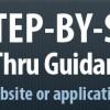 Een oplossing om je bezoekers door je website of tool te begeleiden